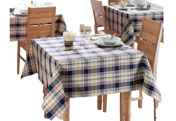 Table linen patterned